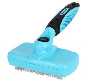 Pet Neat Self Cleaning Slicker Brush